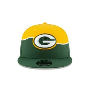 New Era Green Bay Packers NFL 9FIFTY Fitted Hat